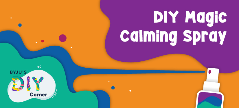 DIY calming spray