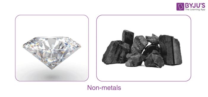 Non-metals
