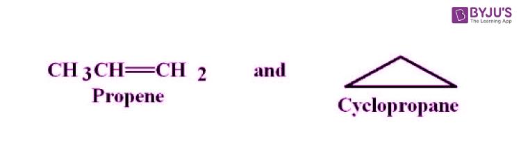 Ring-Chain Isomerism