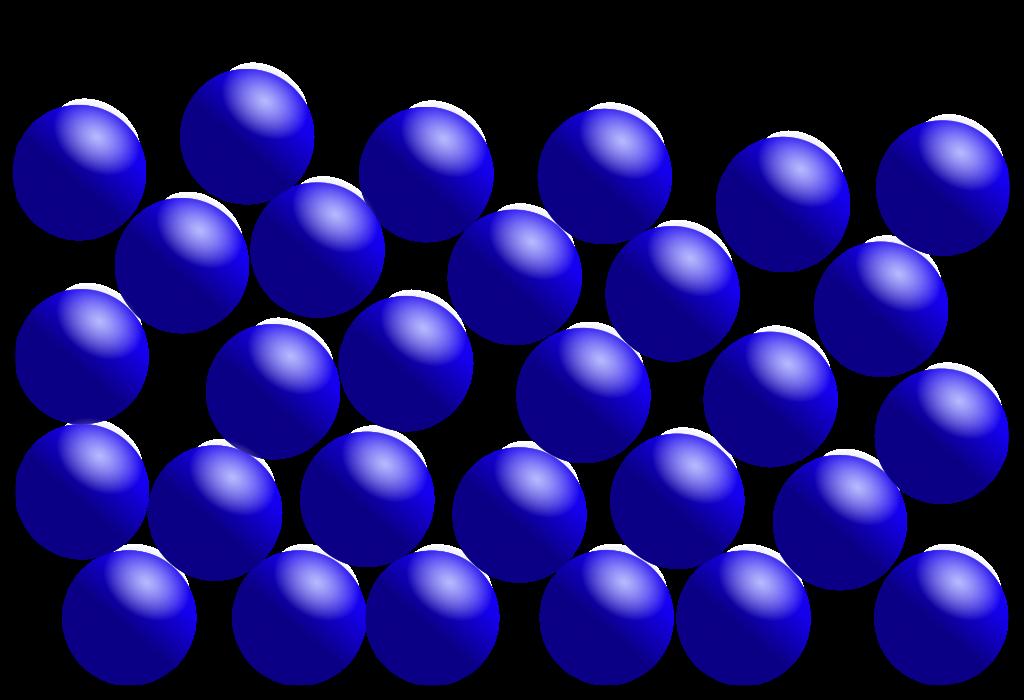 liquids structure