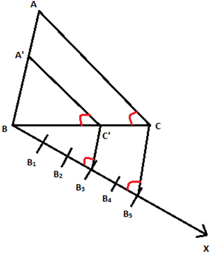 Construction Of Triangle
