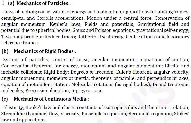Ias Physics