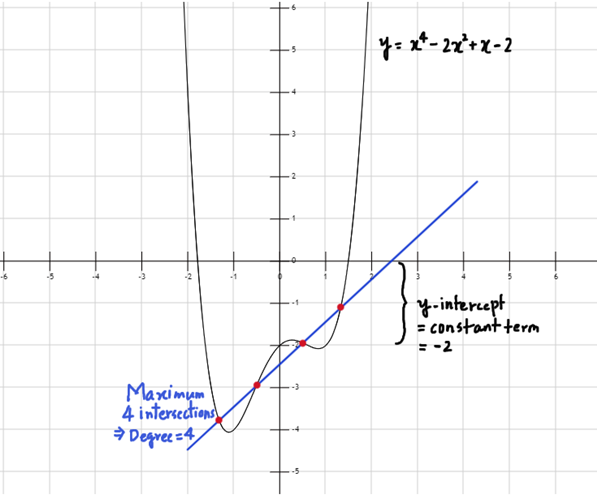 Graphs of Higher Degree Polynomial Functions