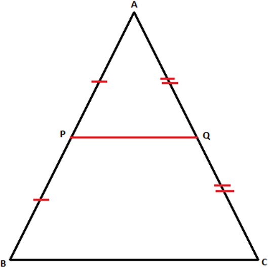 Mid-Point Theorem