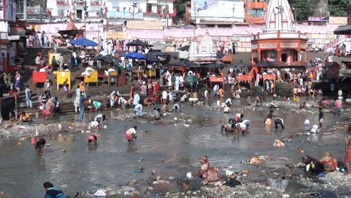 National Mission for Clean Ganga- image 1