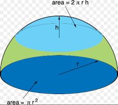 Area Of Hemisphere