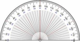 Geometric Tools-Protractor