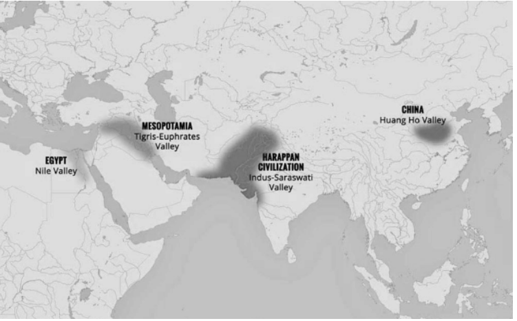 Indus Valley Civilization - IVC 100 Must Know Facts - 1