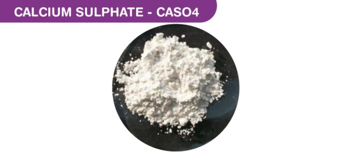Calcium sulfate hemihydrate
