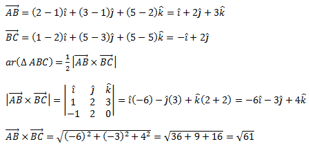 Class 12 Chapter 10 Imp Ques. 10 figure 1