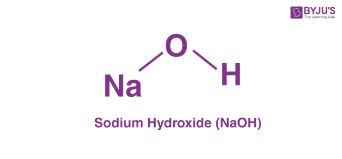 Sodium Hydroxide (NaOH)