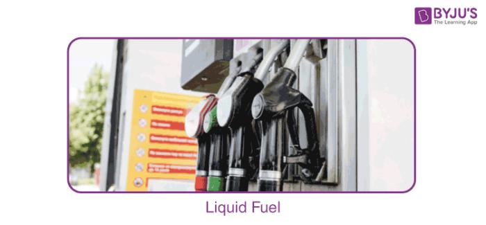 Liquid Fuel