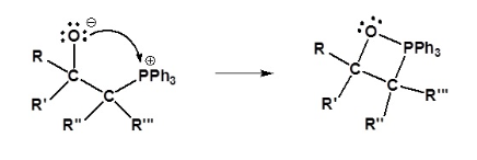 Wittig Reaction Mechanism Step 2