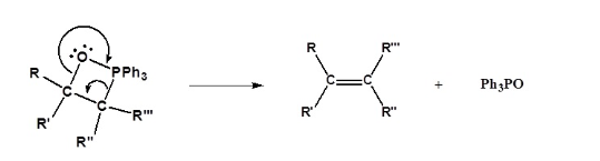 Wittig Reaction Mechanism Step 3