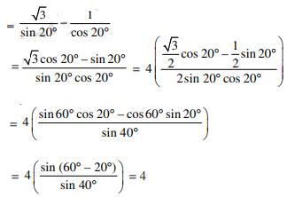 Class 11 Chapter 3 Imp Que 4 figure 1