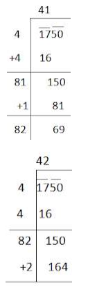 Class 8 Maths chapter 6 important question 17