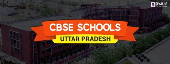 CBSE Schools In Uttar Pradesh