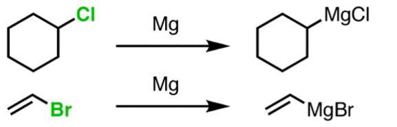 Grignard Reagent Preparation
