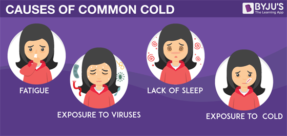 Causes of Common Cold