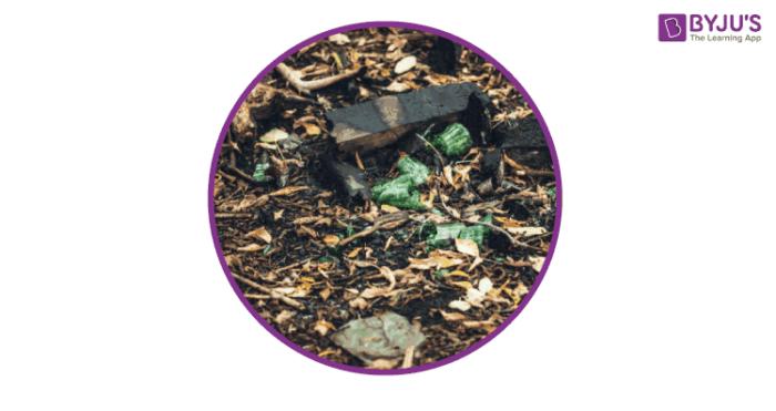 Anthropogenic Soil Pollution