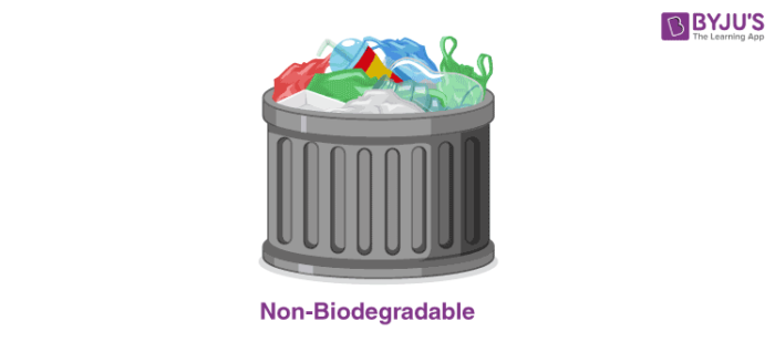 Biodegradable and Non-Biodegradable Waste
