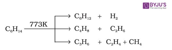 Pyrolysis - Alkanes