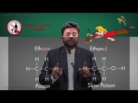 Functional Groups and Types and Formula