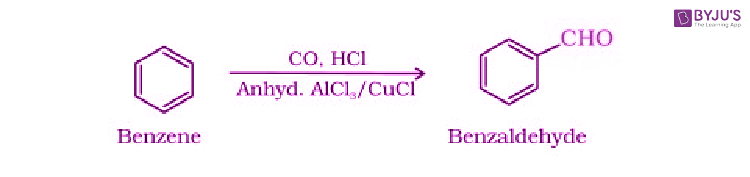 Gatterman – Koch reaction