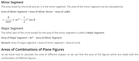 Class 10 Maths Chapter 12 - Areas