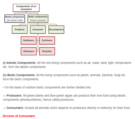 Class 10 Science Chapter 15 - Our Environment