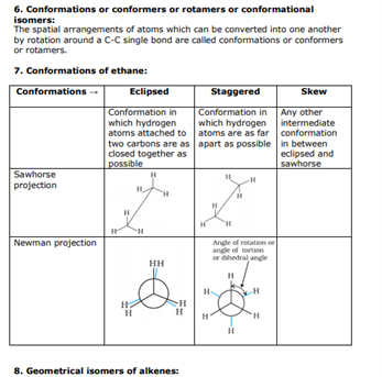 Class 11 Chemistry Chapter 13 - Hydrocarbons