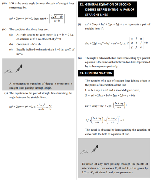 Class 11 Maths Chapter 10 Straight Lines