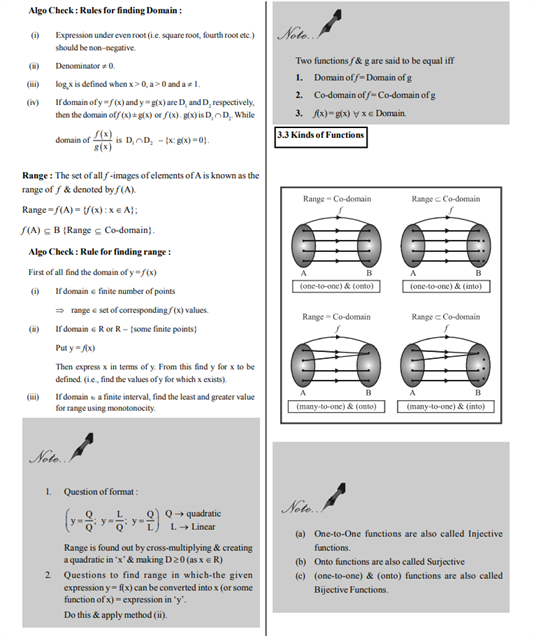 Class 11 Maths Chapter 2 Relations and Functions