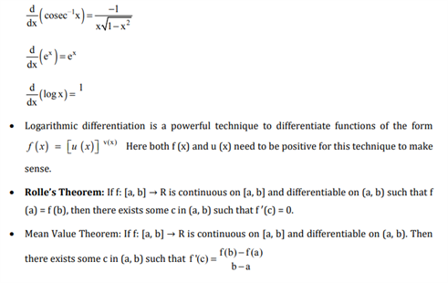Class 12 Maths Chapter 5 Continuity and Differentiability