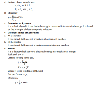 Class 12 Physics Chapter 6 Electromagnetic Induction