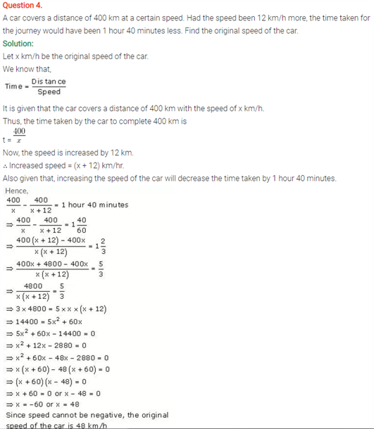 ICSE Solutions For Selina Class 10 Maths Chapter 6 Solving