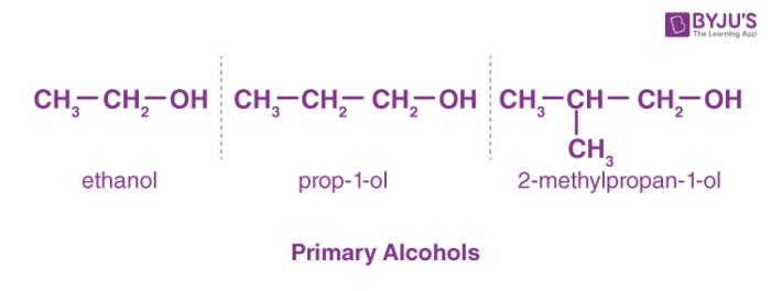 Primary Alcohols
