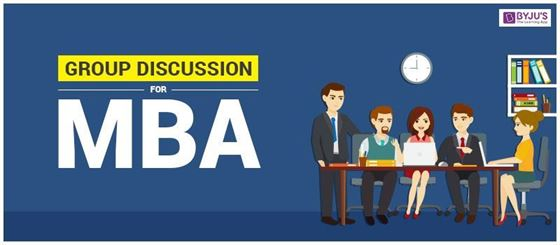 Group Discussion for MBA