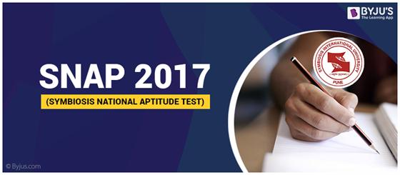 SNAP 2017 Registration
