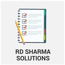 R D Sharma Solutions - CBSE Reference Book