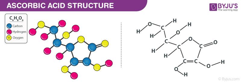 Ascorbic Acid structure