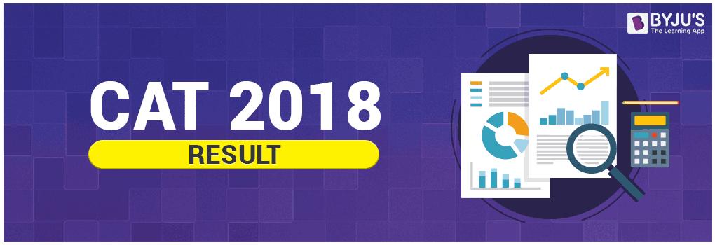 CAT 2018 Result