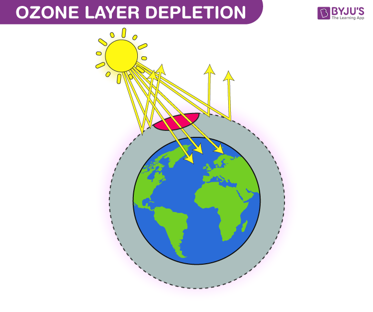 Ozone Layer Depletion: Causes, Effects, Measures And