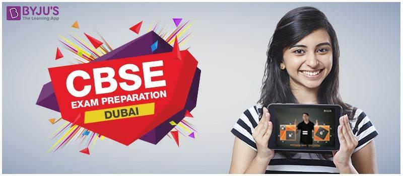 CBSE Exam Preparation Dubai