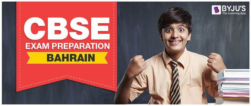 CBSE Exam Preparation Bahrain