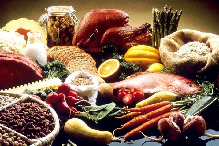 Food containing Lysine