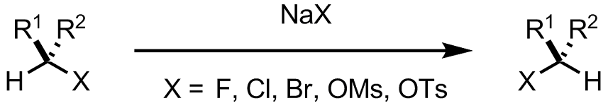 Finkelstein Reaction