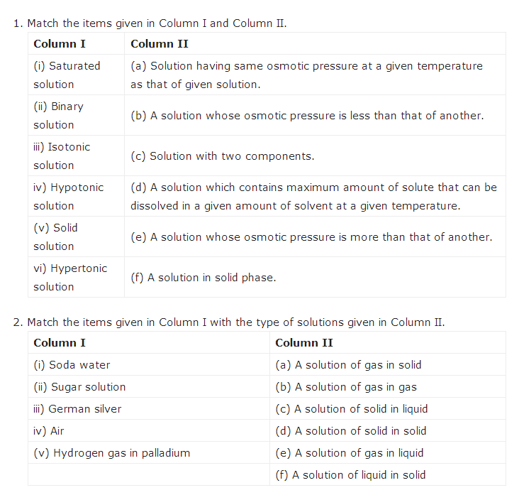 important questions class 12 chemistry chapter 2 solutions 2