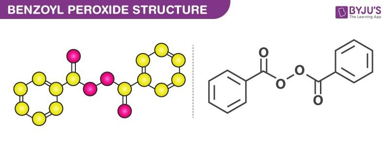 Benzoyl Peroxide structure