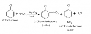 reaction of haloarenes